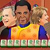 Obama Traditional Mahjongg